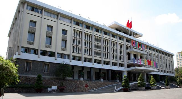Il Palazzo della Riunificazione