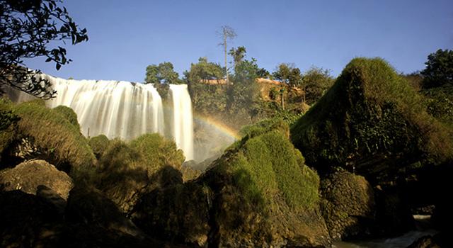 Visit natural sites