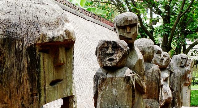Il Museo Etnologico di Hanoi