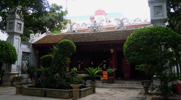 Il Tempio Quan Thanh
