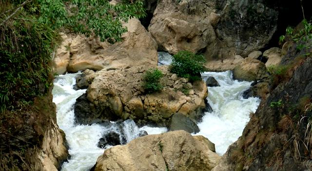 Dau Dang Wasserfall