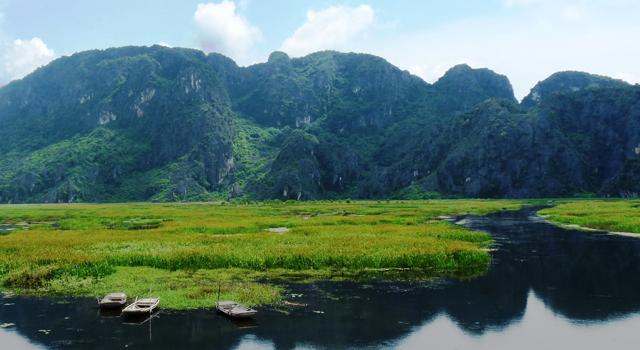 La Riserva Naturale di Van Long