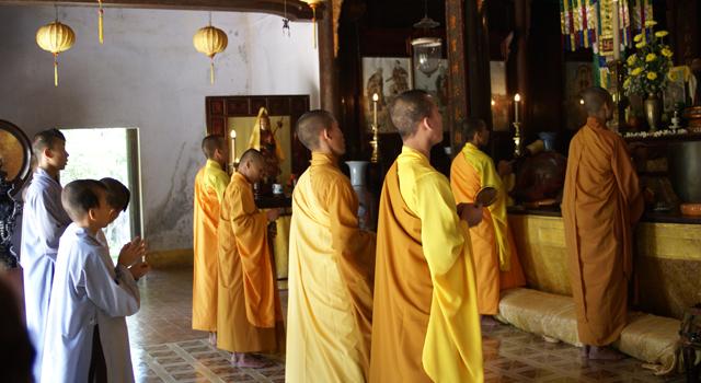 La Pagoda di Tu Hieu