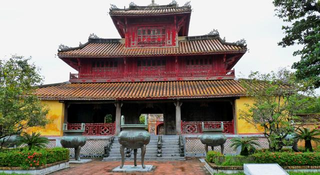 La Cittadella Imperiale di Hue