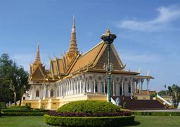 Phnom Penh Besuch