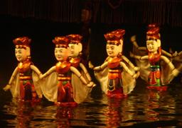 Le Marionette sull'Acqua