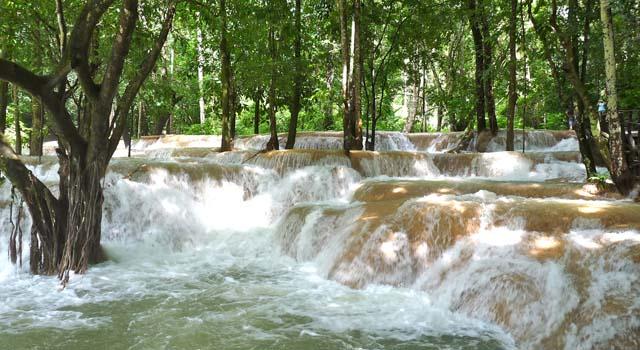 Tad Xé Waterfall