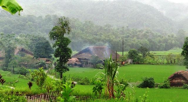 Villaggio di Ha Thanh