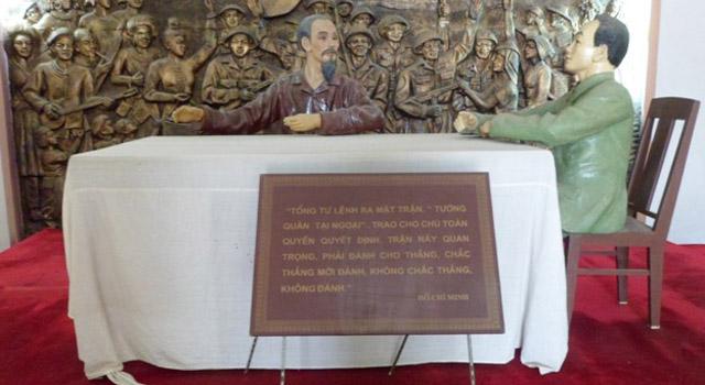 Dien Bien Phu War museum
