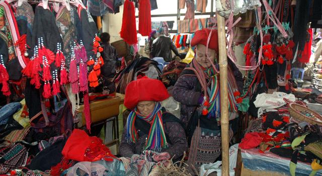 Mercato di Binh Lu