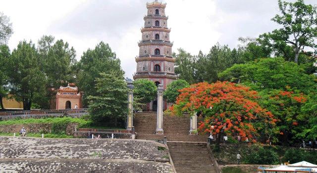 La Pagoda di Thien Mu