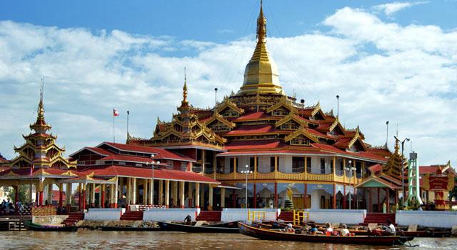 Pagoda Phaung-Daw Oo
