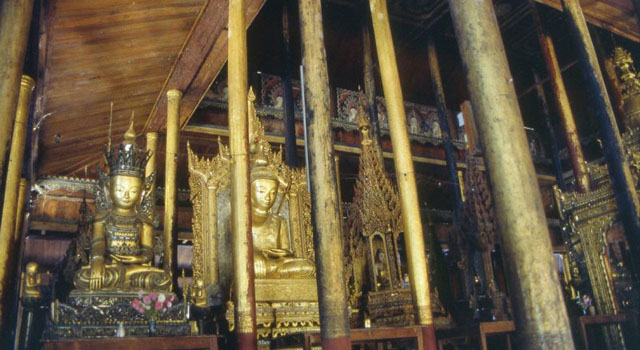 Monastero di Nga Phe Chaung
