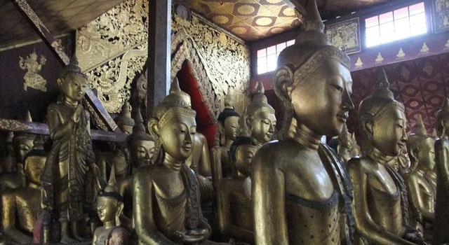 """""""Wat"""" Temples"""