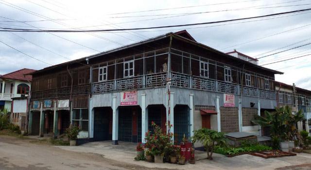Case di architettura coloniale
