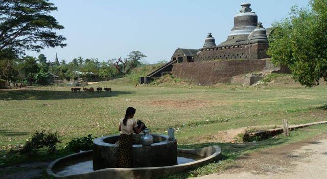 Dukkhanthein Pagoda
