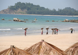 Spiaggia Ngapali
