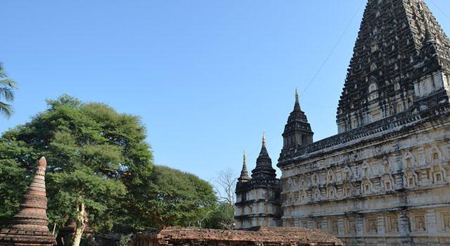 Pagoda Mahabodhi