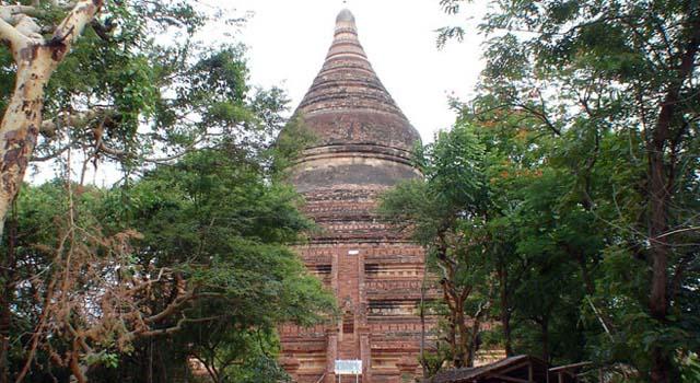 Pagoda Mingalazedi