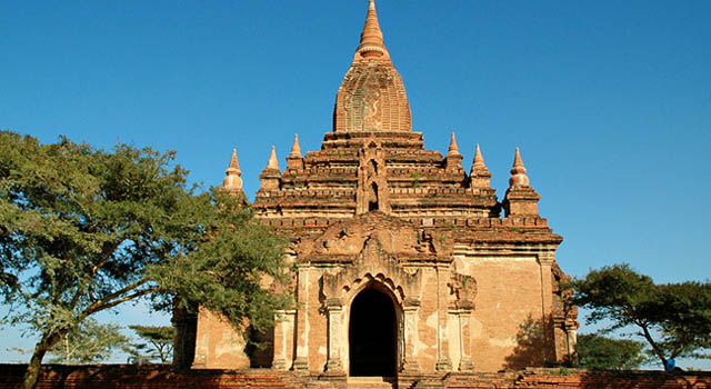 Tempio di Kubyauk-Ngai