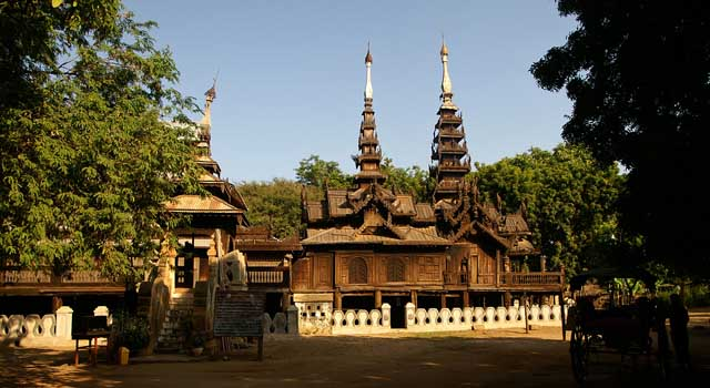 Monastero di Nat Taung Kyaug