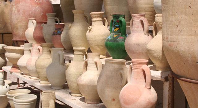 Laboratorio di ceramica di Mouton
