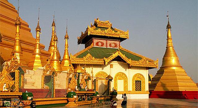 Collina delle pagode