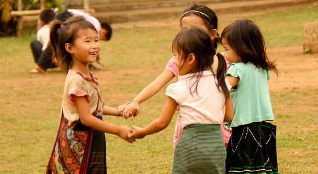 Hmong & Khmu ethnic village