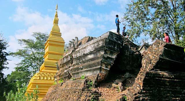 Phoum Pouk Stupa