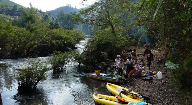 Nam Ha protected area