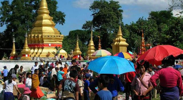 Xieng Tung Stupa