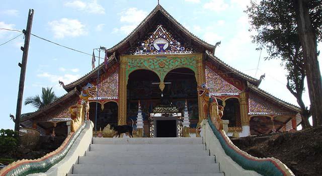 Huay Xai Temples