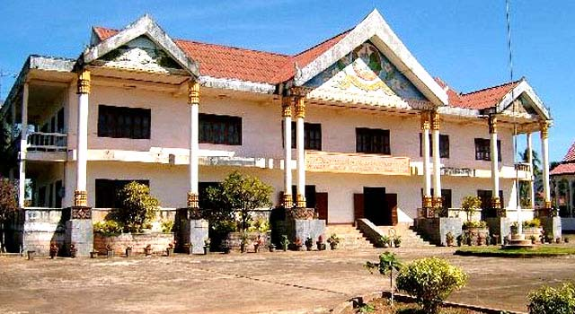 Champassak museum
