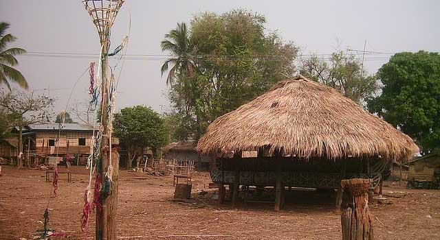 Meeting Katu tribe