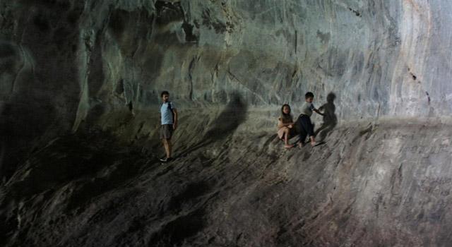 Pha Thok cave
