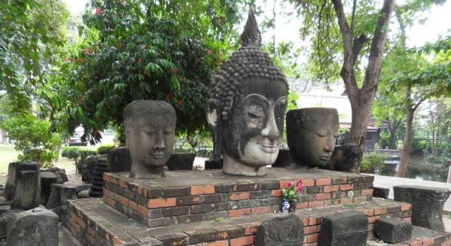 Museo Nazionale di Chao Sam Phraya