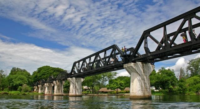 Bridge on Kwai River