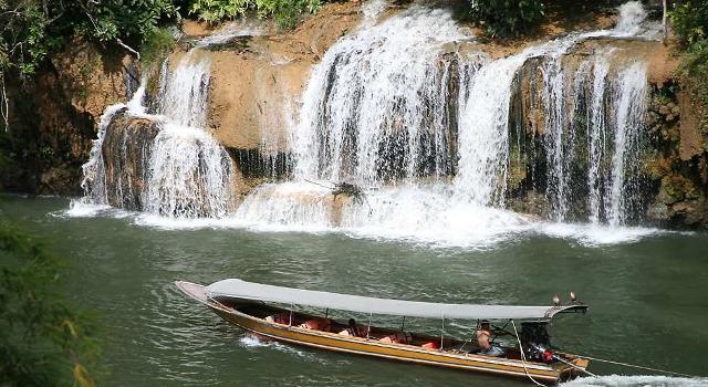 Saiyok Waterfall