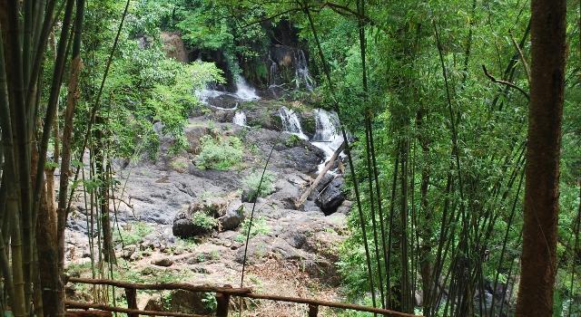 Parco nazionale delle Cascate di Thamla - Phasua
