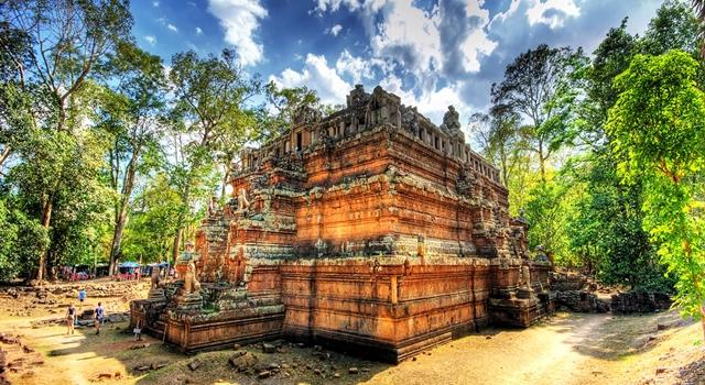Il Tempio di Phimeanakas