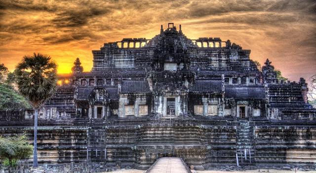 Il Tempio di Baphuon