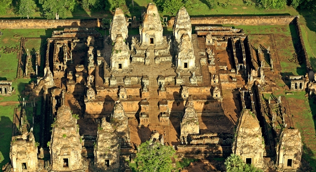 Il Tempio di Pre Rup