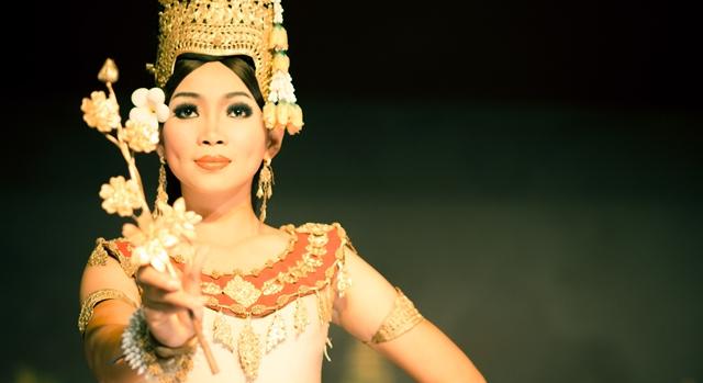 La Danza Apsara