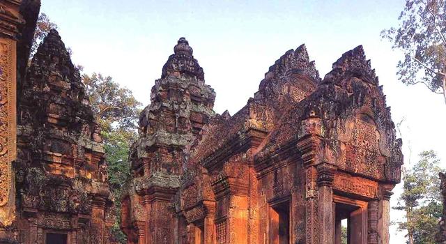 Il Tempio di Banteay Srei