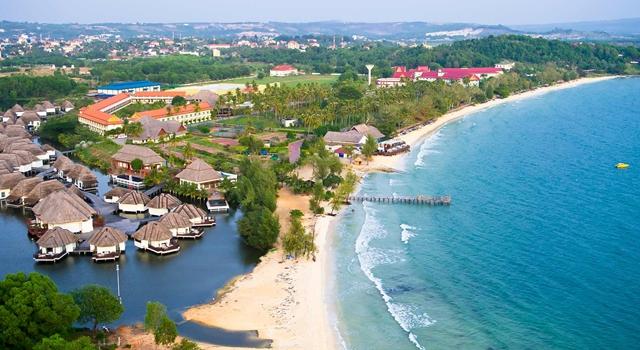 Le Spiagge di Sihanoukville