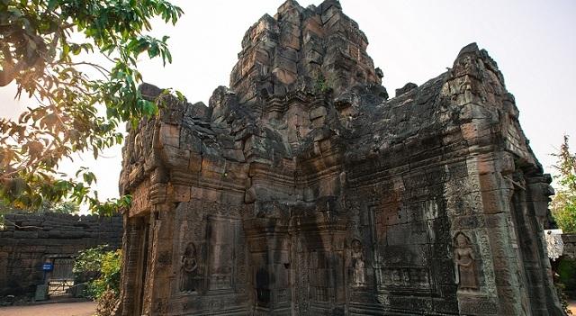 Il Tempio di Ta Prohm