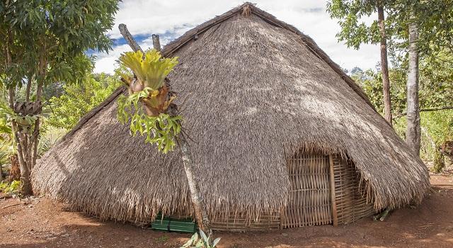 Il Villaggio dell'etnia Phnong