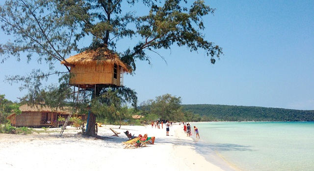 Koh Rong and Koh Rong Samloen