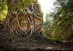 La visita a Kampong Thom