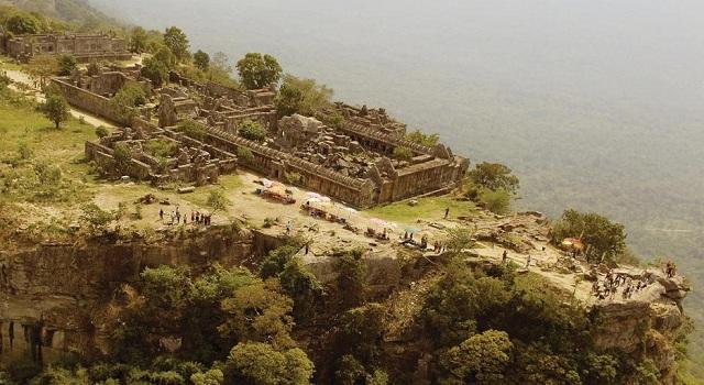 Il Tempio di Preah  Vihear